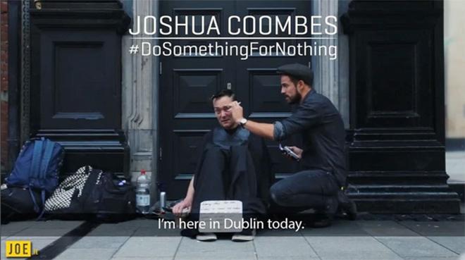 Josh Coombes Instagram