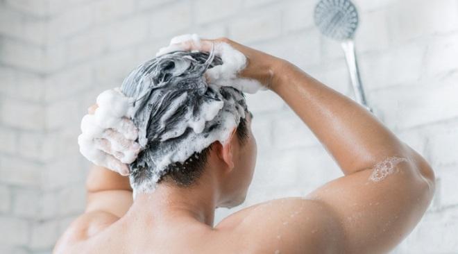 Define your own hair washing routine