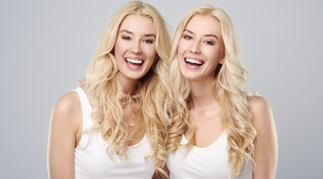 Blonde hair genes more prominent in women
