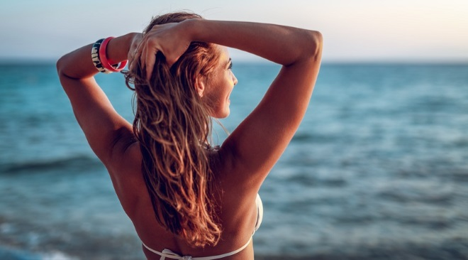 Keep your hair in top shape for the beach