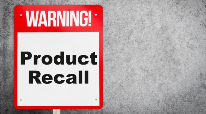 Brazilian Blowout product recall